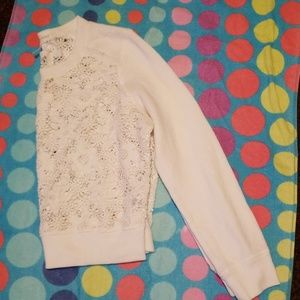 VS long sleeve cover up